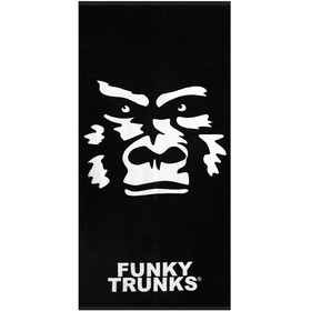 Funky Trunks Towel - Serviette de bain Homme - noir
